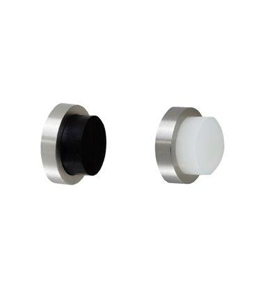 Tope de pared manilla (Adhesivo) acero inoxidable (Ref: I-205-24 )