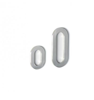Tiradores puertas correderas inox (Ref 3113)